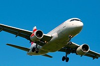 Swiss - airbus A 320