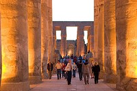 africa, egypt, luxor temple