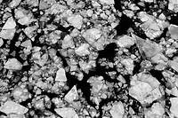 gray, rocks, stones, pebbles, surface, texture