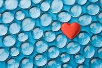 Bead, Blue, Close_Up, Full Frame, Glass
