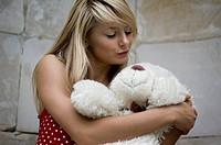 I love my Teddy Bear