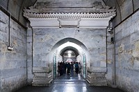 13 discernment mausoleums, fixed mausoleum, underground palace, Beijing, China, Asia, World Heritage, October