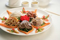 Cold dish of Chinese cuisine