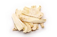 Heaps of chinese medicine: Platycodon roots