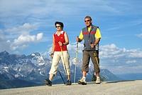 Wandern _ Nordic walking
