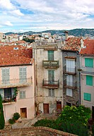 Picturesque image of the famous city of Cannes at the French Rivera, France.