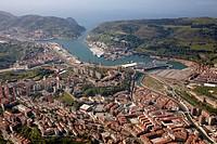 Errenteria, port of Pasajes, Guipuzcoa, Basque Country, Spain
