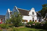 Burgher House, Stellenbosch, South Africa