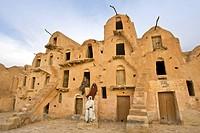 Ksar Ouled Sultane, Tunisia, Africa