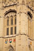 Bristol City, Wiltshire County, England, Great Britain, Bristol University Tower