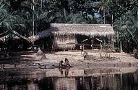 Riverine population, Amazônia, Amazonas, Brazil