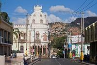 Antigua Casa Presidencial, Tegucigalpa, Honduras