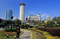 China, Shanghai, Ren Min Guang Chang People´s Square