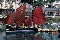 United Kingdom, Cornwall, Newlyn
