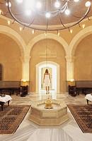 Turkey, Aegean Region, Bodrum Peninsula, hotel Ada of the relais et chateaux chain at Turkbuku, the hamam