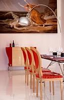 France, Vaucluse, Luberon, Saint Saturnin les Apt, Domaine des Andeols charm hotel