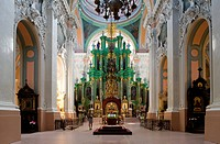 Lithuania Baltic States, Vilnius, historical center, listed as World Heritage by UNESCO, Holy Spirit Orthodox Church