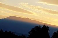 France, Vaucluse, Mont Ventoux