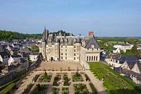 Castle of Langeais, Indre-et-Loire, France