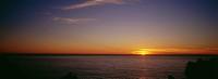 Sunset over Mcway Cove, Julia Pfeiffer State Park, California, USA