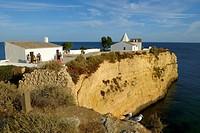 Chapel of Nossa Senhora da Rocha, Armaçao de Pera, Algarve, Portugal