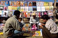 Myanmar Burma, market square