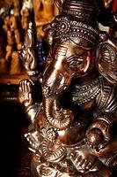 Bronze Elephant God, Ganesh.