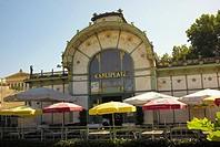 -Karplatz Station- Wien.