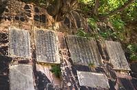 China, Shandong, Changqing, Divine Rock Temple