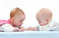Infants 2 Infants Seated