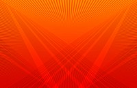 Futuristic Orange Background