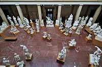 Museum fuer Abguesse Klassischer Bildwerke museum of casts of classical statues, Meiserstr. 10, Munich, Bavaria, Germany, Europe