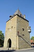 Osthofentor, City Gate, Museum, Soest, North Rhine-Westphalia, Germany, Europe
