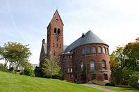 Barnes Hall Cornell University Campus Ithaca New York Finger Lakes Region