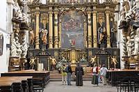 St. Mary church, Prague, Czech Republic, Europe