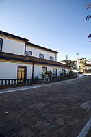 Lateral, Mother Church, Datas, Minas Gerais, Brazil