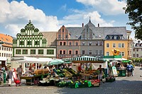 Weimar Germany Europe - Market Place