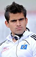 Tomas Rincon, football player, HSV, Hamburger SV