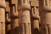 Luxor Temple. Luxor. Nile Valley. Egypt