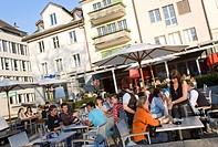 Cafe Bar Restaurant Felix, St. Gallen, Canton of St. Gallen, Switzerland