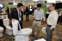 Florida, Miami, Jungle Island, Gateway to Green Exhibition, building products, services, industry, exhibitor, vendor, fair, global warming, Green move...