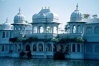 Lake Palace Hotel, India, Rajasthan, Udaipur