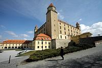 Castle, Bratislava, Slovakia, Europe