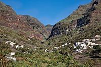 Valle Gran Rey, La Gomera, Canary Islands, Spain, Europe