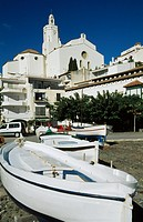 Cadaques, Costa Brava, Spain