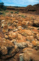 rock formation, Australia, Northern Territory, Kings Canyon, Watarrka_NP