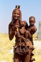 namibia, himba, opuwo