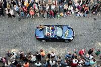 traditional festivity in the old town of Schwelm, Germany, North Rhine_Westphalia, Ruhr Area, Schwelm