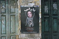 advertising_poster for an iranian film, Iran