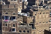 olt town of Sanaa, Jemen , Sana´a, Sanaa